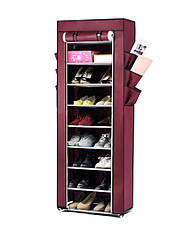 Тканевой шкаф для обуви Shoe Rack and Wardrobe YQF-1190, фото 3