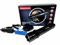 Мощный электрошокер - фонарь BL-1102 (автономный аккумулятор), В наличии