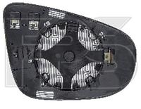 Вкладыш зеркала прав. с обогр. выпукл. -12 Volkswagen Touran 2011-15