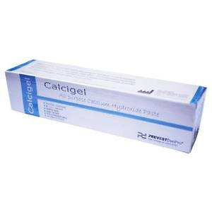 Паста гидроксида кальция Кальцигель calcigel шпр. 3гр.