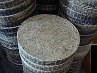 Жмых подсолнечника (макуха) в кругах и гранулированная