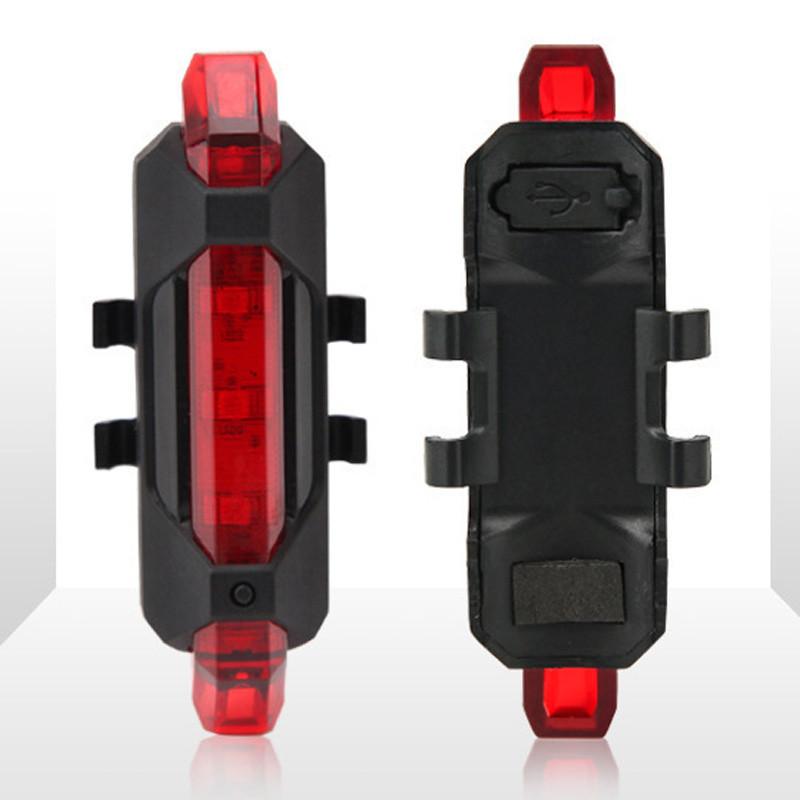 Мигалка Rapid-X, красная