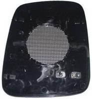 Вкладыш зеркала прав. с обогр. выпукл.  Volkswagen T4 1996-03  Caravelle