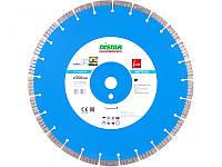 Круг алмазный Distar 1A1RSS/C3-W Meteor LP40H 350 мм сегментный диск по тяжелому и высокоармированному бетону
