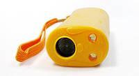 Ультразвуковой портативный отпугиватель собак с фонариком AD-100. (с функцией тренера)! + крона, В наличии