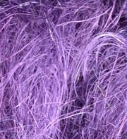 Сизаль 80 г, фиолетовая