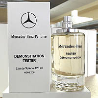 Тестер - туалетная вода Mersedes-Benz For Men (Мерседес-Бенц Фо Мэн), 120 мл