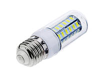 12W Е27, Е14 36LED Экономная светодиодная лампа! (белый и тёплый) LED лампа Качество!, В наличии