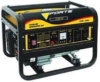 Генератор бензиновый Forte  FG-3500 (2.5/2.7кВт) 220в