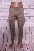Мужские джинсы-карго Iteno (код 8629-8)