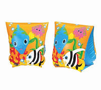 Надувные нарукавники Рыбки Intex 59652 ОПТом