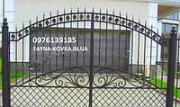 Ворота кованые (19000)