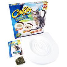 Система приучения кошек к унитазу Citi Kitty Cat Toilet Training, фото 2
