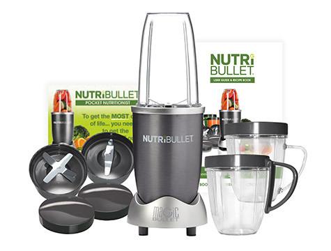 Блендер Nutribullet 900W (Нутрибулет 900 Вт) - кухонный комбайн