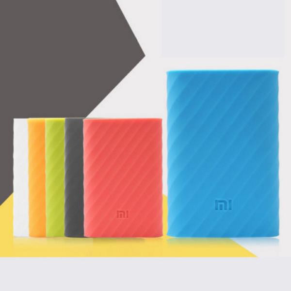 Чехлы для Xiaomi power bank 10000mah. модель NDY 02-AN. Оранжевый