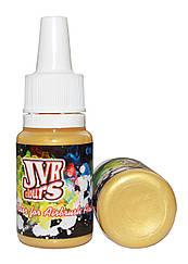 Краска JVR Revolution Kolor, Metal Perl gold  #302,10 ml