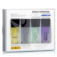 Подарочный набор парфюмерии Paco Rabanne Pheromon (Пако Рабан Феромон) для мужчин 4*15 мл