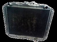 Радиатор охлаждения УРАЛ двиг. ЯМЗ