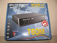 World Vision T60M цифровой эфирный DVB-T2 ресивер (тюнер Т2)