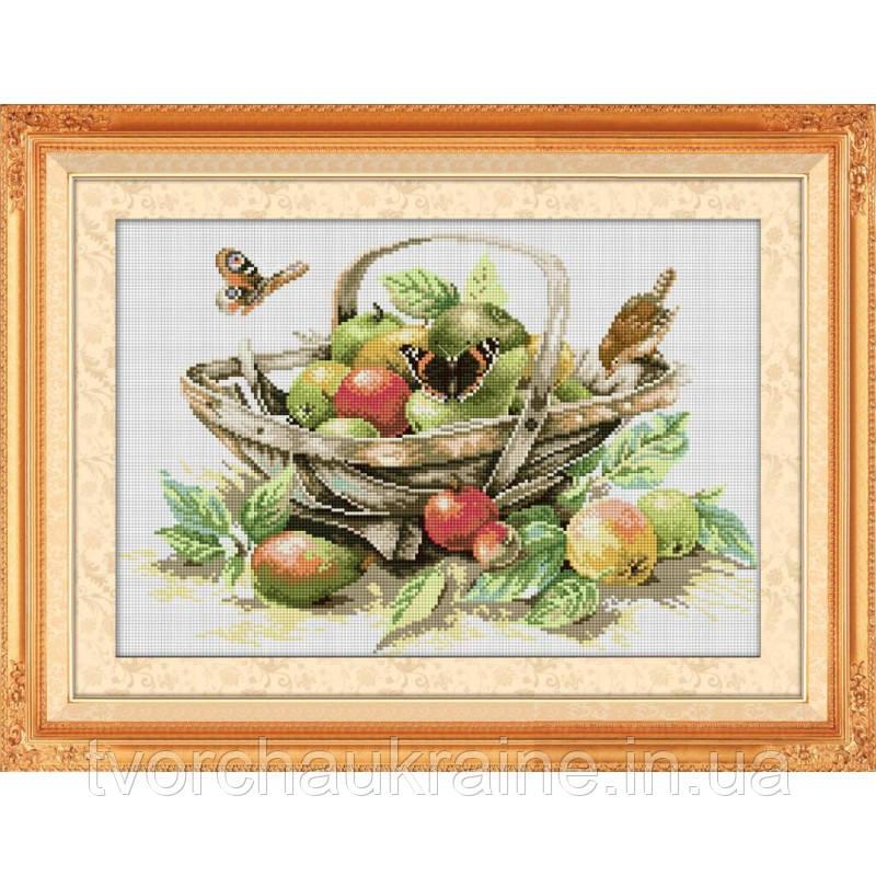 Летний урожай. Dream Art. Набор алмазной живописи (квадратные, полная) (J3702)