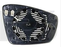 Вкладыш зеркала прав. с обогр. выпукл.  Volkswagen Polo V 2009-15 SDN