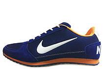 Кроссовки Nike Cortez мужские синие