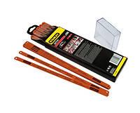 Полотно Rubis для ножовки по металлу молибденовое жесткое 24 tpi 5 шт Stanley 2-15-906