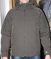 Куртка- штурмовка softshell олива