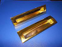 Ручки на раздвижную дверь золото