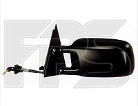 Зеркало лев. мех. без обогр. текстура плоск. Volkswagen Passat B4 1994-96