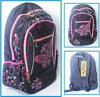 Рюкзак 2 отд,, 44*31*16см, Soft PL ,слив,,9464,SAF