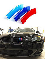 Накладка решетки радиатора BMW 5 E60 М-стиль