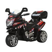 Мотоцикл Bambi М 0565 Black (M 0565)