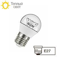 LED лампа OSRAM LS CLP40 5,4W/830 CL E27