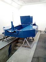 Покраска тралов для негабаритных грузов весом до 25 тонн материалами Chemie Armor