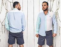 Мужские стильные шорты средней длины М-33 в расцветках