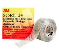 Луженая плетеная лента Scotch™ 24 для экранирования, заземления и др. (25 мм х 30 м)