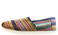 Женские Эспадрильи Toms Loafers Abstraction