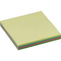 Блок бумаги для записей, цветной, пастель, 76*76 мм, 100 листов, Buromax, BM.2312-10, 231210