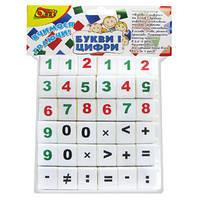 """Конструктор """"Букви і цифри"""" OLLI, OL-2301, 561081"""