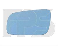 Вкладыш зеркала прав. с обогр. выпукл. голубое BIG Volkswagen Golf 1997-03