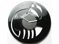 Виниловые часы Енот Raccoon