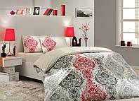 Комплект постельного белья HOBBY Royal кремовый полуторный комплект