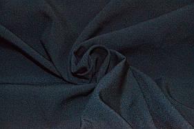 Костюмная ткань Мадонна темно синяя