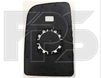 Вкладыш зеркала прав. без обогр. выпукл. верхн. круглое крепление Volkswagen Crafter 2006-