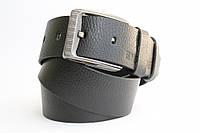 Мужской ремень джинсовый из натуральной кожи 0401