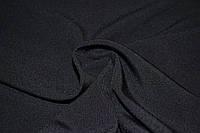 Костюмная ткань Мадонна черная