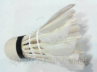 Воланчик перьевой (утиное перо) белый