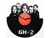 Виниловые часы Би-2