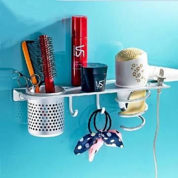 Крючки и держатели для ванной